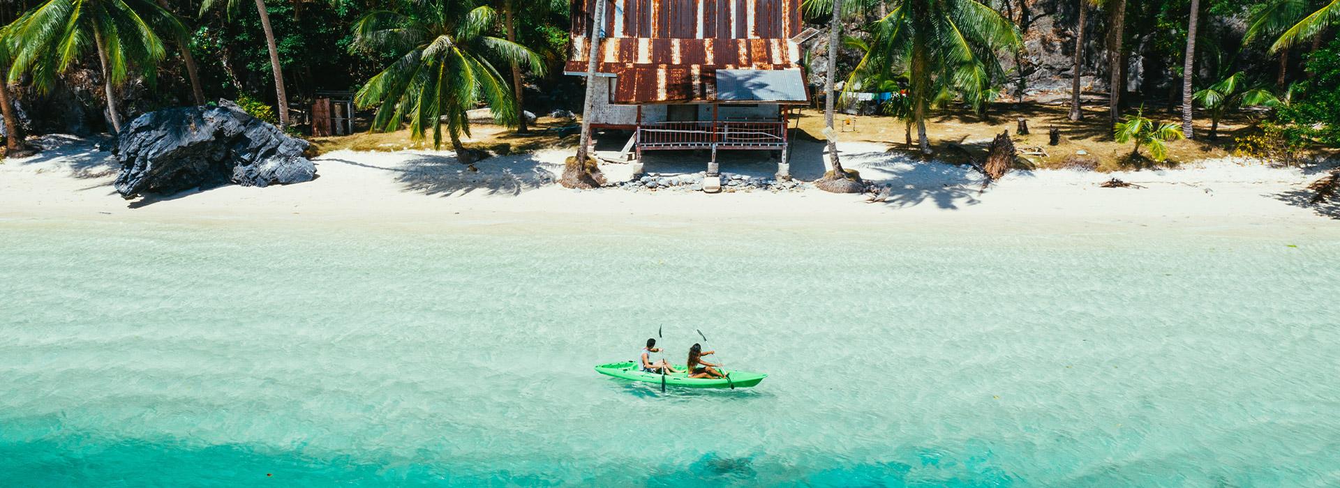 Reisen nach Philippinen - Individuelle Reisen nach Philippinen - Harry Kolb AG - Tourismus