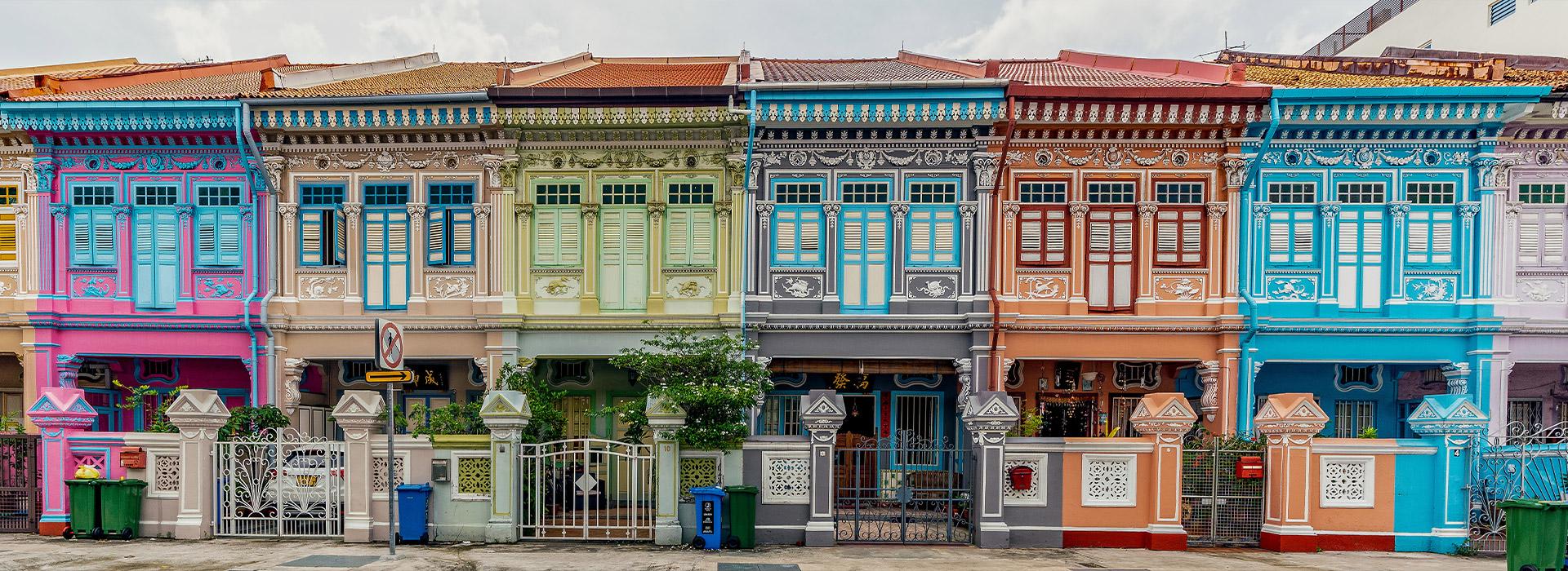 Reisen nach Singapur - Individuelle Reisen nach Singapur - Harry Kolb AG - Tourismus