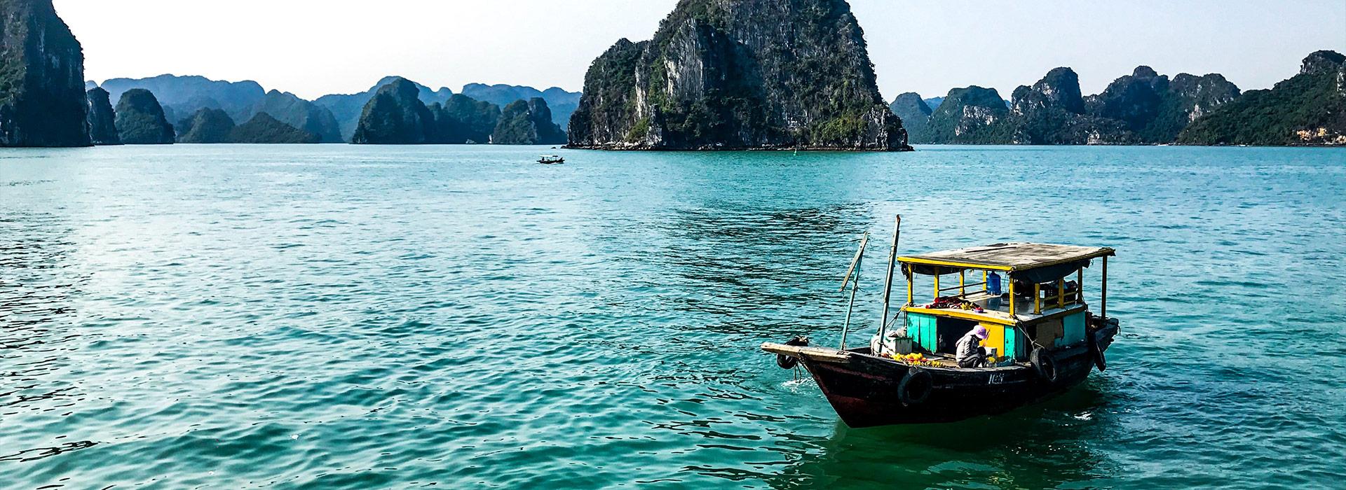 Reisen nach Vietnam - Individuelle Reisen nach Vietnam - Harry Kolb AG - Tourismus
