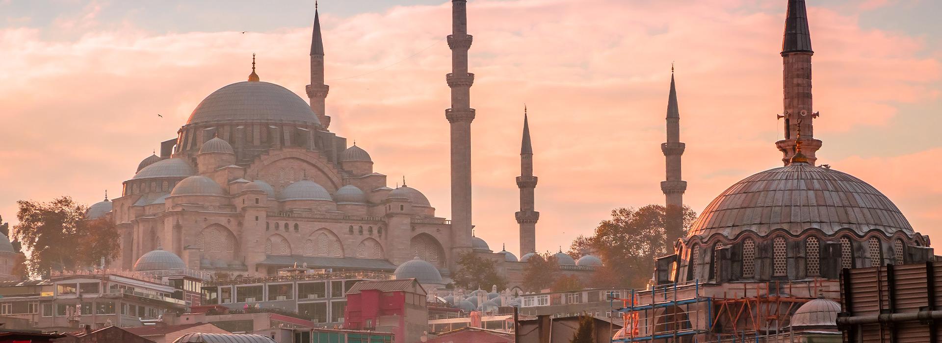 Reisen nach Türkei - Individuelle Reisen nach Türkei - Harry Kolb AG - Tourismus